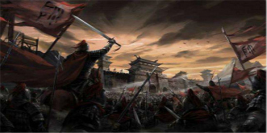 率土之滨:每个踏上征程的人都想争霸天下